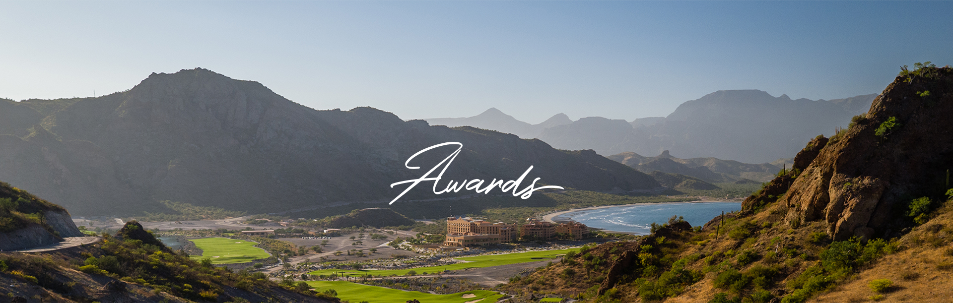 Awards in Villa del Palmar at The Islands of Loreto